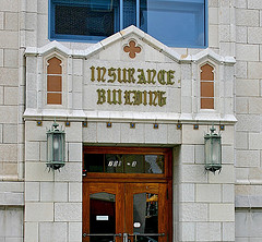 photo of insurance building